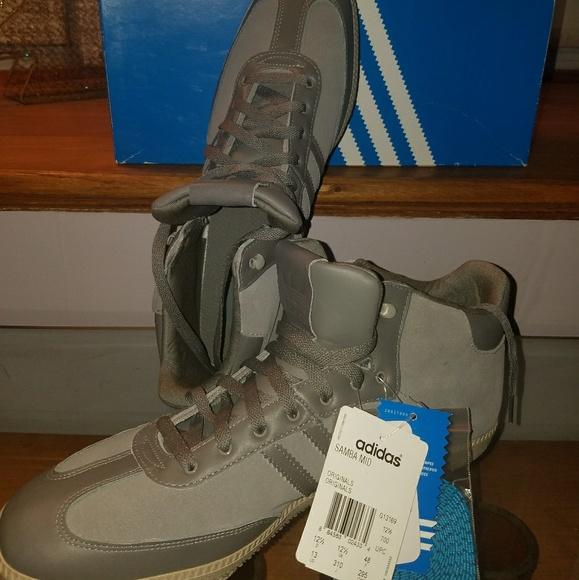 adidas Shoes | Adidas Samba Mid Mens